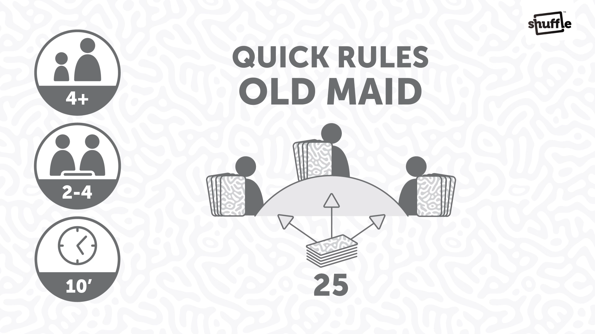 product video Old Maid